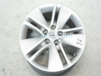 2010 Lexus Hs250h Front driver WHEEL RIM 17 10 LIGHT CURB 42611 75060 4261175060 Replacement