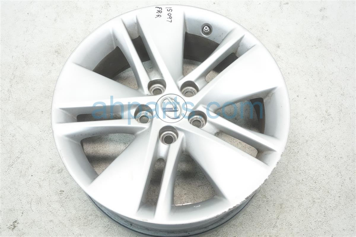 2010 Lexus Hs250h Front passenger WHEEL RIM 17 10 Spoke 42611 75060 4261175060 Replacement
