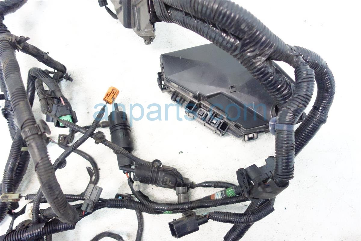 2009 Honda Pilot Passenger CABIN HARNESS BROKE PLUG Replacement