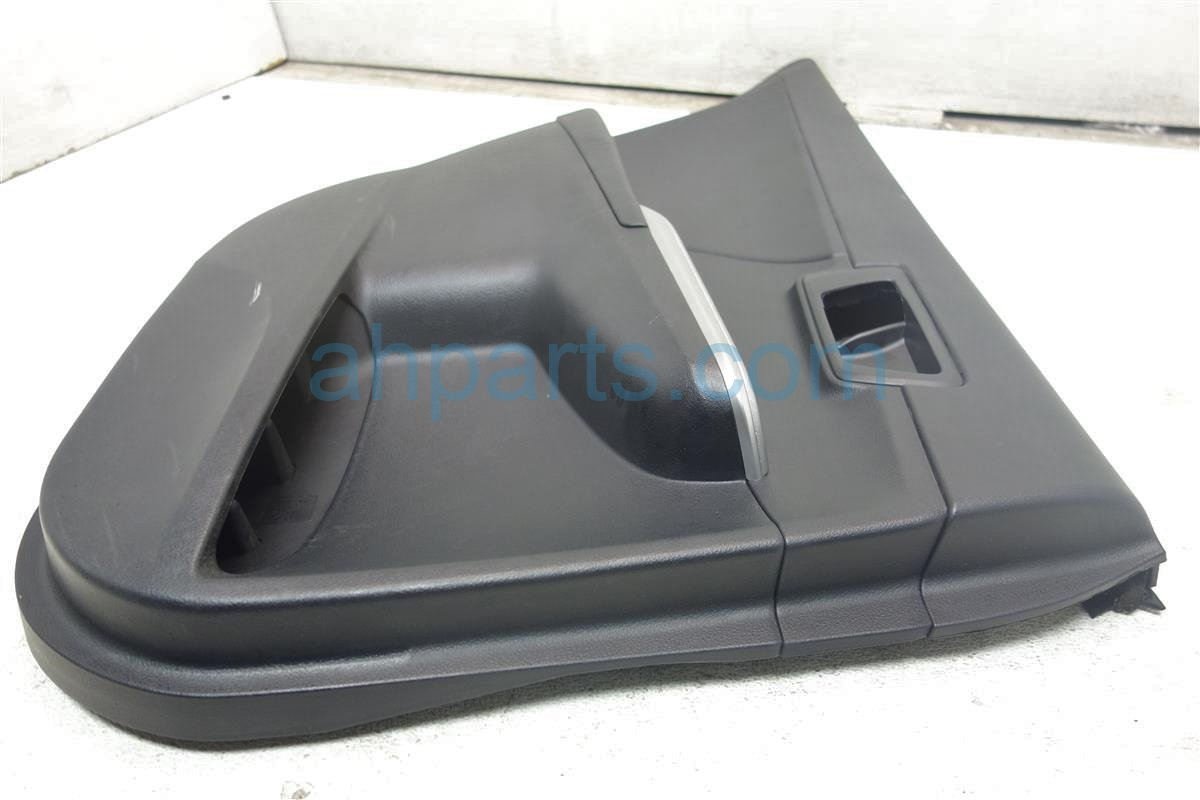 2013 Toyota Camry Rear driver DOOR PANEL TRIM LINER black 67640 06F50 B1 6764006F50B1 Replacement