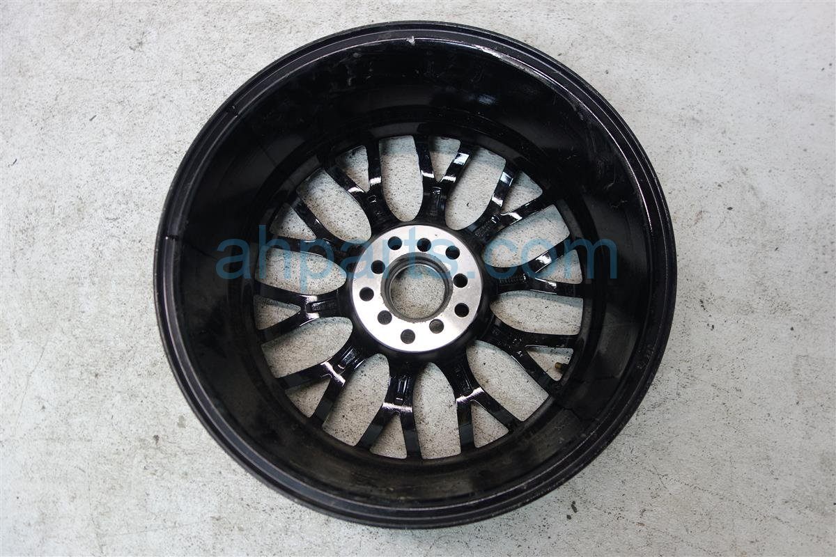 2009 Honda Pilot Wheel 10SPKE 17 AFTRMRKT RD19 RIM BLACK Replacement