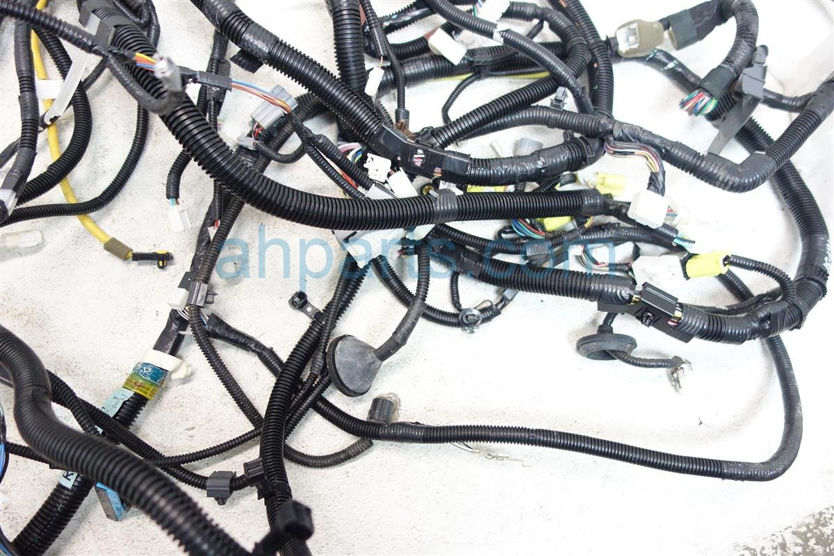 2009 Lexus Is 250 FLOOR BODY HARNESS 82162 53751 Replacement