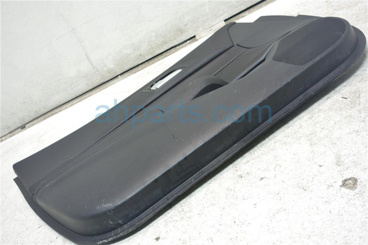 2013 Acura ILX Front driver DOOR PANEL TRIM LINER BLACK 83551 TX6 A11ZC 83551TX6A11ZC Replacement