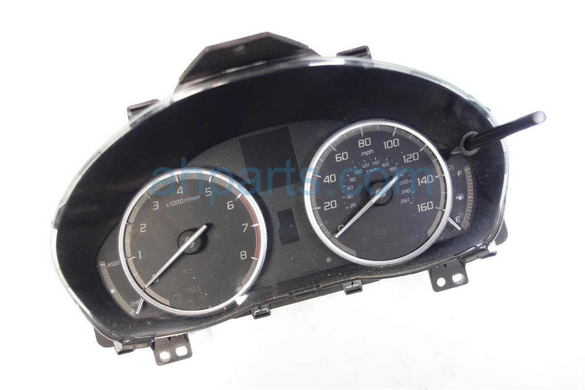 2013 Acura ILX Gauge Cluster SPEEDOMETER INSTRUMENT 27K MILES 78100 TX8 A01 78100TX8A01 Replacement
