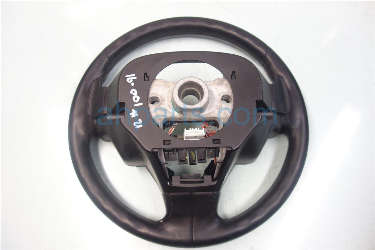 Acura ILX Steering Wheel Has Scratches TXAZA - Acura steering wheel