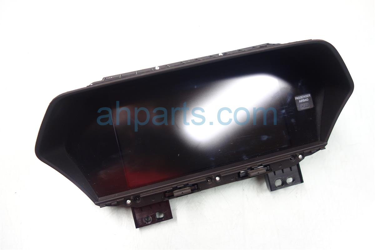 2013 Acura ILX NAVIGATION SCREEN 39810 TX6 A010 M1 39810TX6A010M1 Replacement