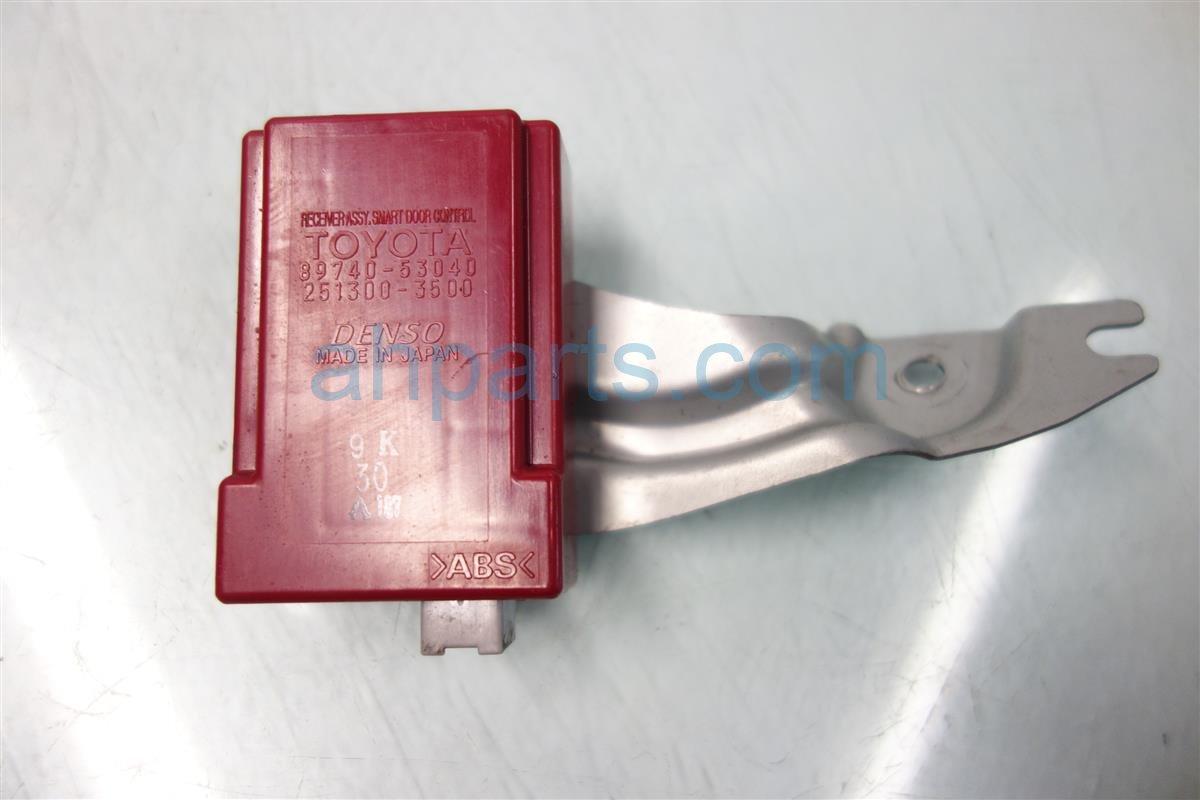 2009 Lexus Is 250 SMART RECEIVER DOOR CONTROL NO 2 8974053030 Replacement