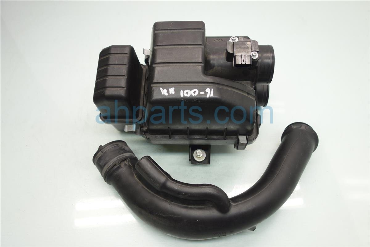 2013 Acura ILX Air Cleaner Intake Setup 17201 rw0 a01 Replacement