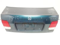 1998 Honda Civic DECK LID REAR TRUNK GREEN 68500 S01 305ZZ 68500S01305ZZ Replacement