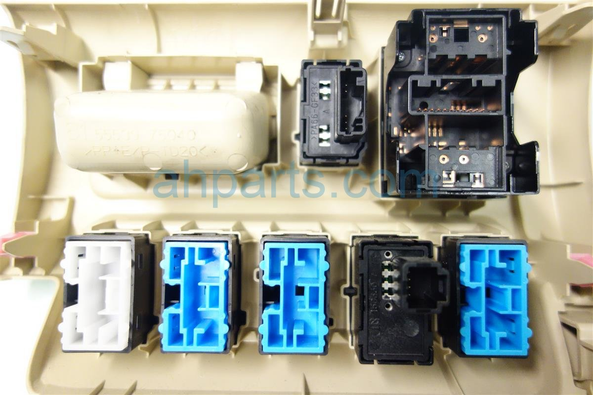 2010 Lexus Hs250h Power Window Control SWITCH PANEL ASSEMBLY Replacement