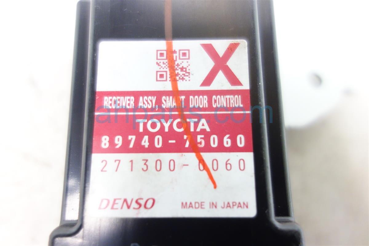 2010 Lexus Hs250h SMART DOOR CONTROL RECEIVER Replacement
