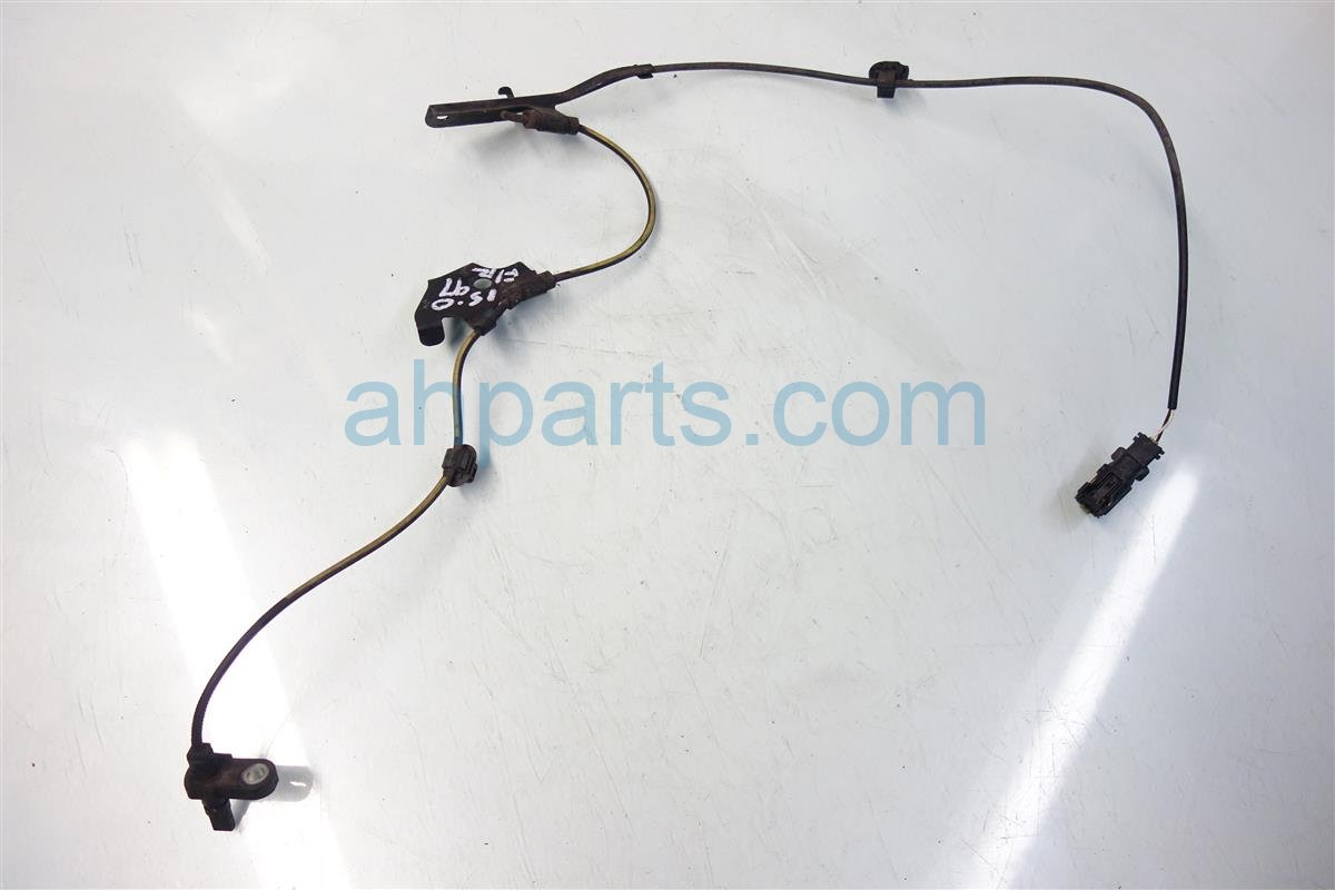 2010 Lexus Hs250h FRONT RIGHT SPEED ABS SENSOR Replacement