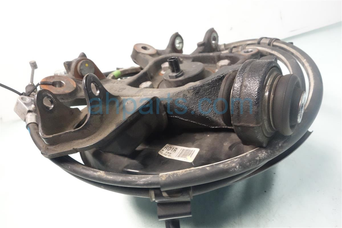2010 Lexus Rx350 Axle stub Rear passenger SPINDLE KNUCKLE 42304 0E020 423040E020 Replacement