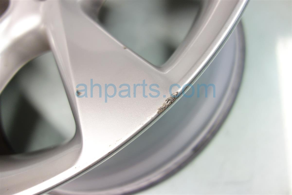 2010 Lexus Rx350 Rear passenger WHEEL RIM 19 7 SPOKE 4261A 0E010 4261A0E010 Replacement