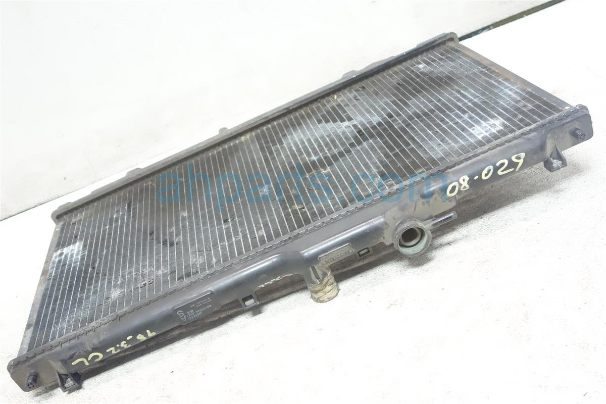 1998 Acura CL RADIATOR MISSING CAP 19010 P6W A51 19010P6WA51 Replacement