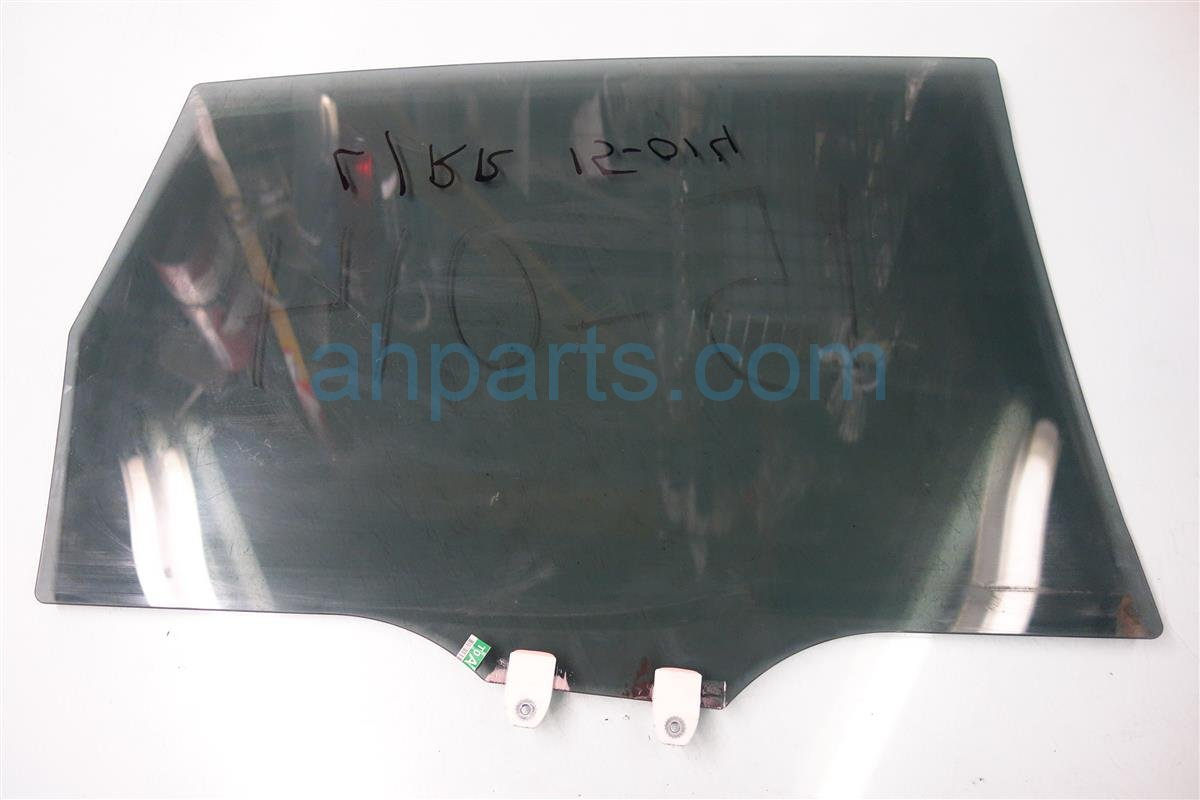 2012 Honda CR V Window REAR LEFT DOOR GLASS TINT 73450 T0G A10 73450T0GA10 Replacement