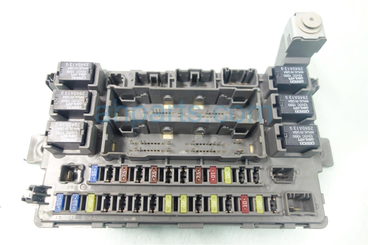 2011 Honda Odyssey Passenger DASH FUSE BOX 38210 TK8 A21 38210TK8A21 Replacement