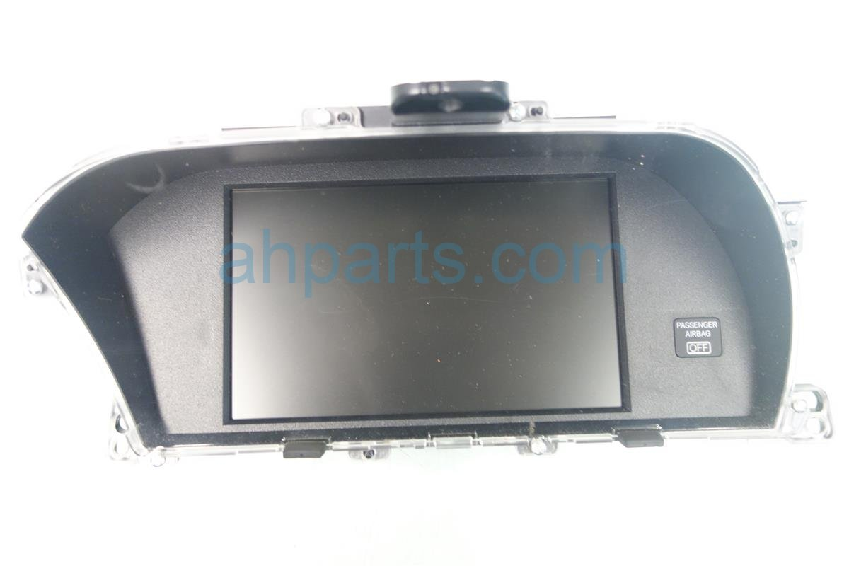 2015 Honda Accord DISPLAY SCREEN NON NAVI 39713 T2A A01 39713T2AA01 Replacement