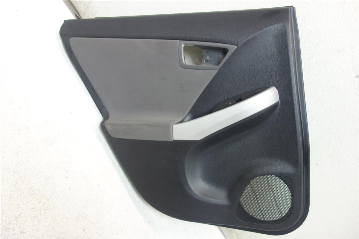 12 13 14 15 Toyota Prius Base Rear Left Door Panel Trim Liner