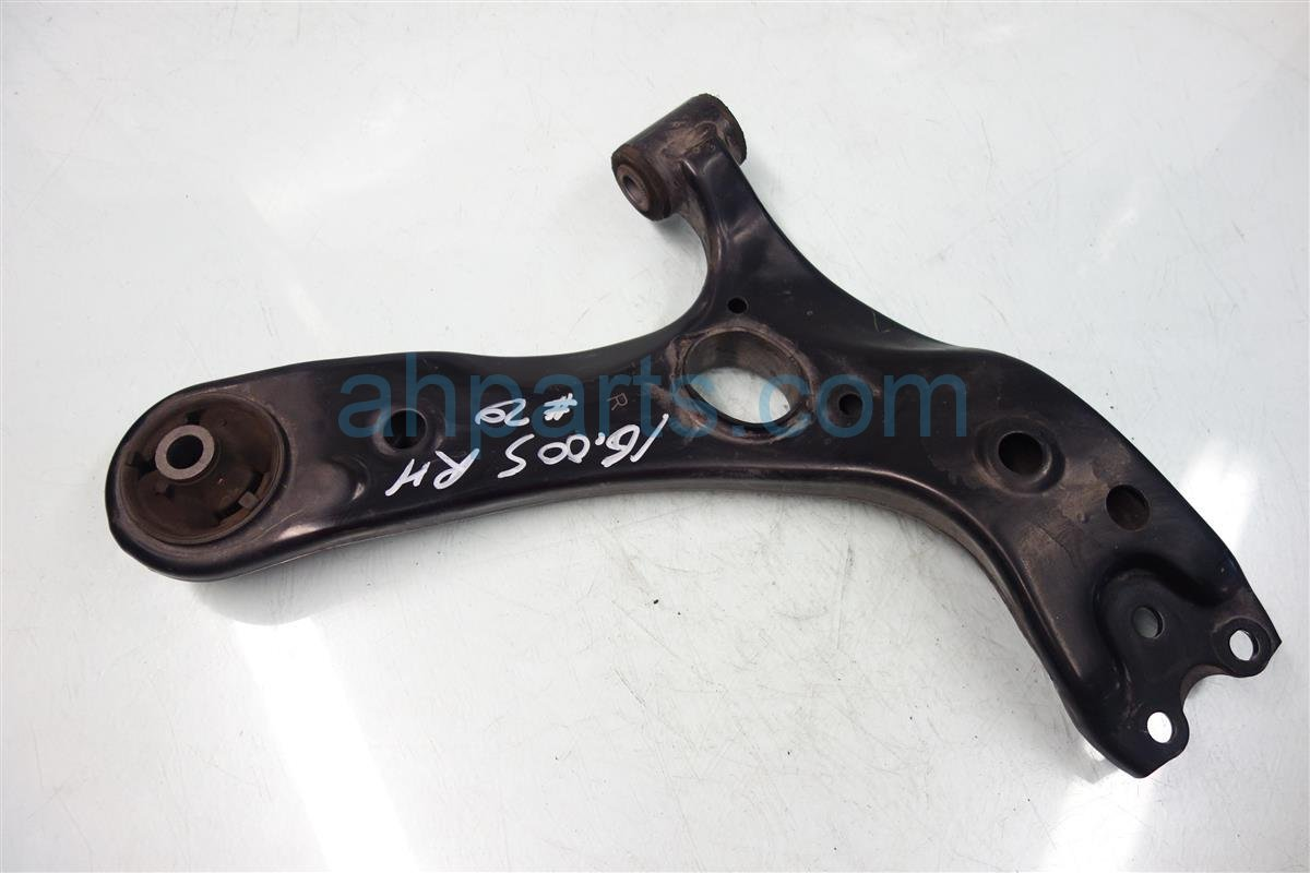 2013 Toyota Prius Front passenger LOWER CONTROL ARM Replacement