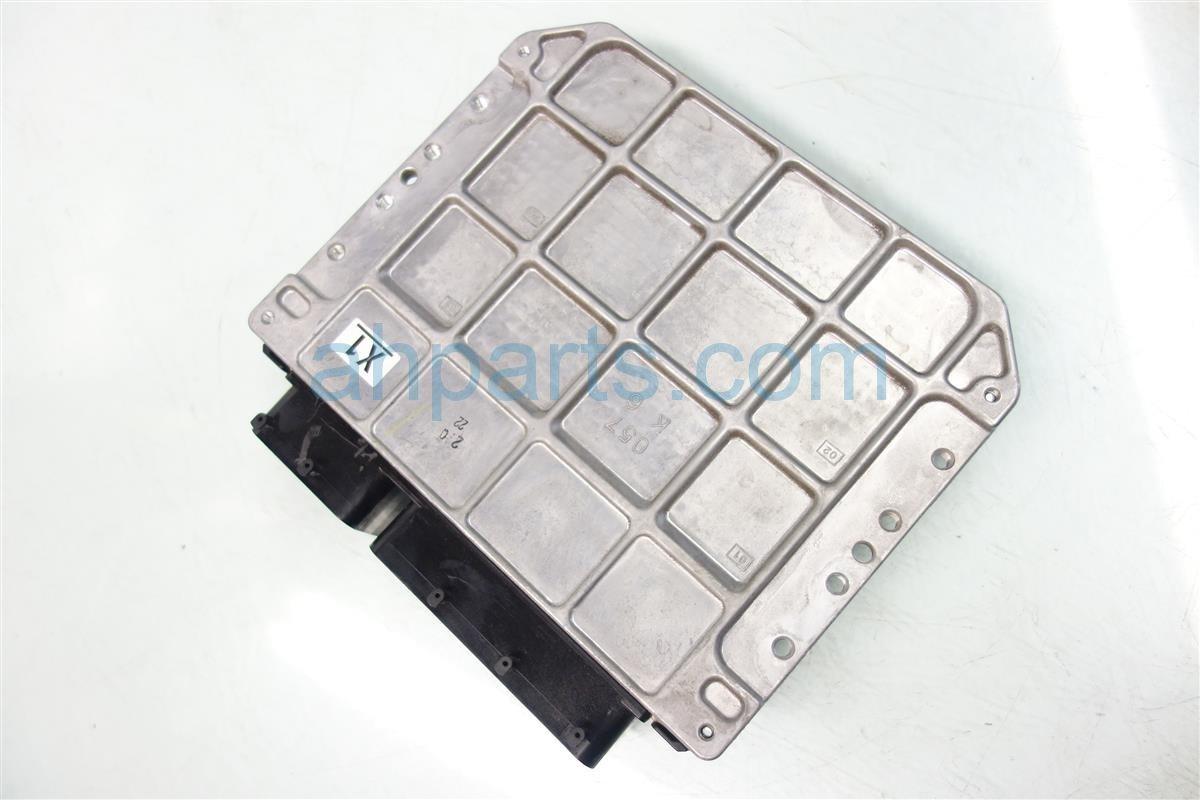 2013 Toyota Prius Control module Engine Computer ECU 89661 47190 Replacement