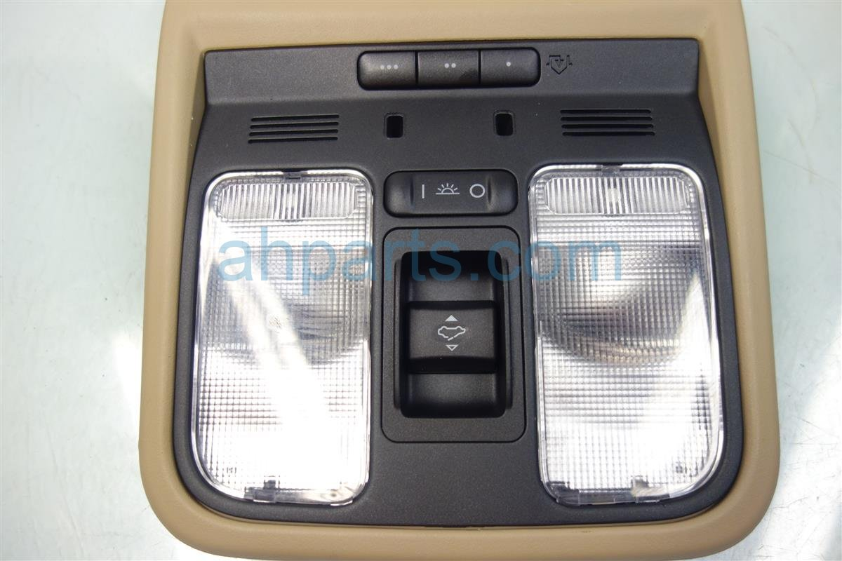 2009 Acura MDX MAP LIGHT TAN 83250 STX A02ZD 83250STXA02ZD Replacement
