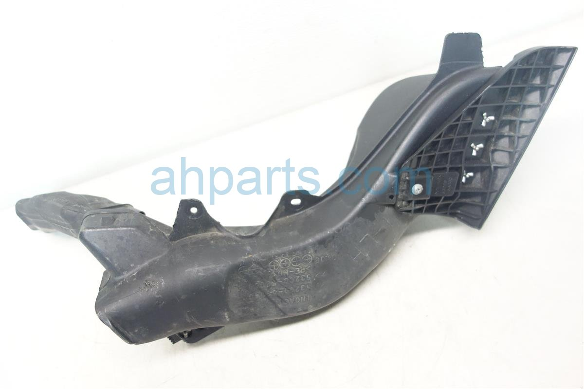 2009 Lexus Is 250 Intake AIR DUCT 53209 53040 Replacement