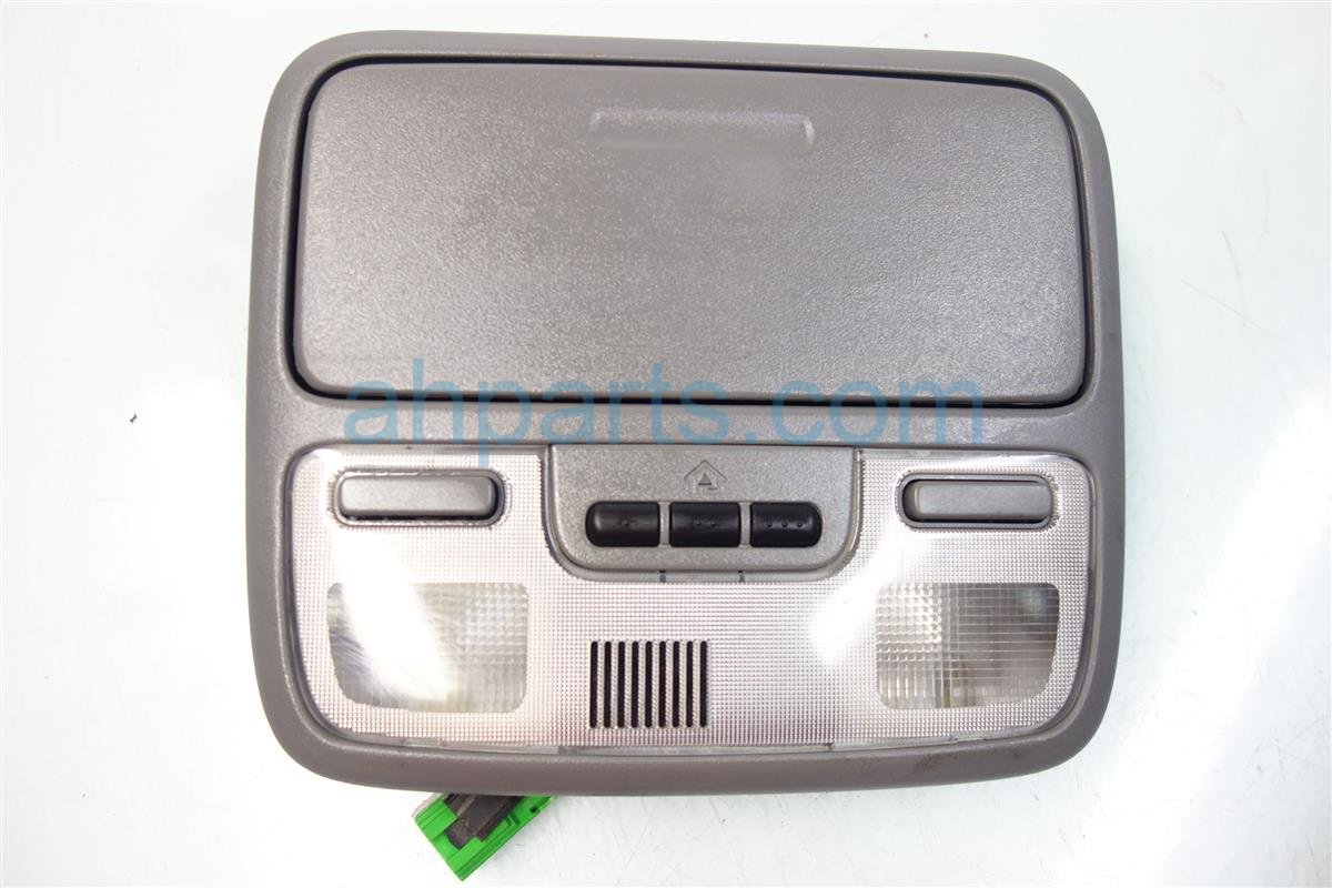 2003 Acura MDX MAP LIGHT GRAY WITH HOMELINK 83250 S3V A21ZD 83250S3VA21ZD Replacement