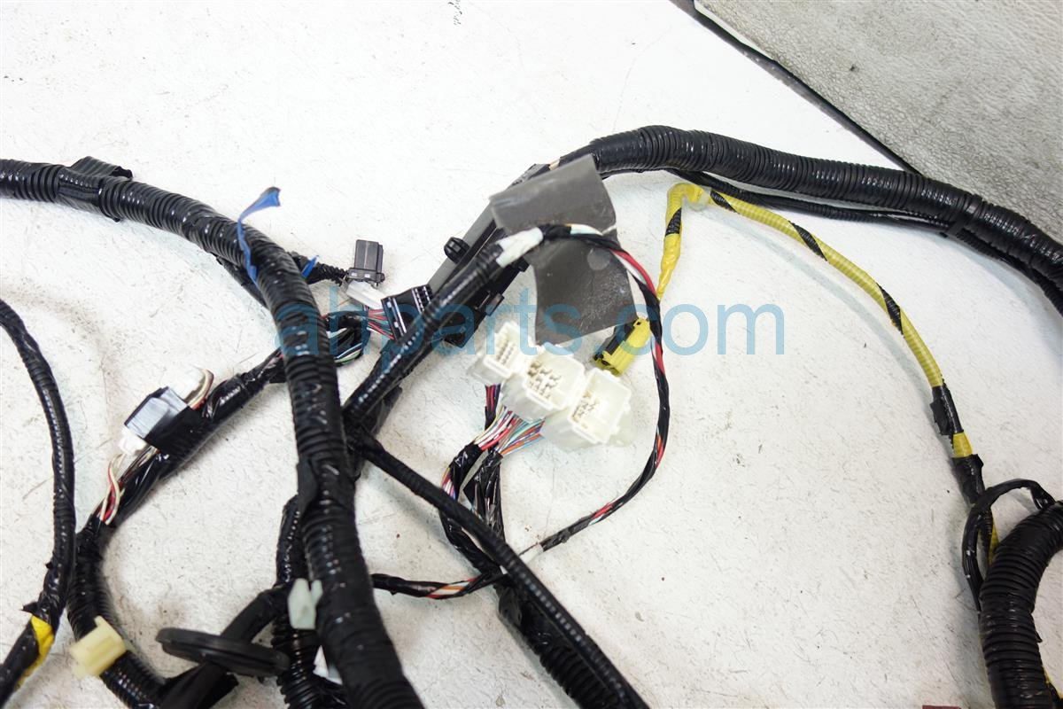 2009 Acura MDX FLOOR HARNESS 32107 STX A01 32107STXA01 Replacement