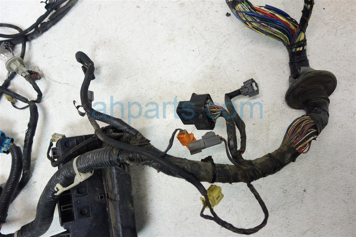 2003 Acura MDX WIRE HARNESS Driver CABIN 32120 S3V A02 32120S3VA02 Replacement