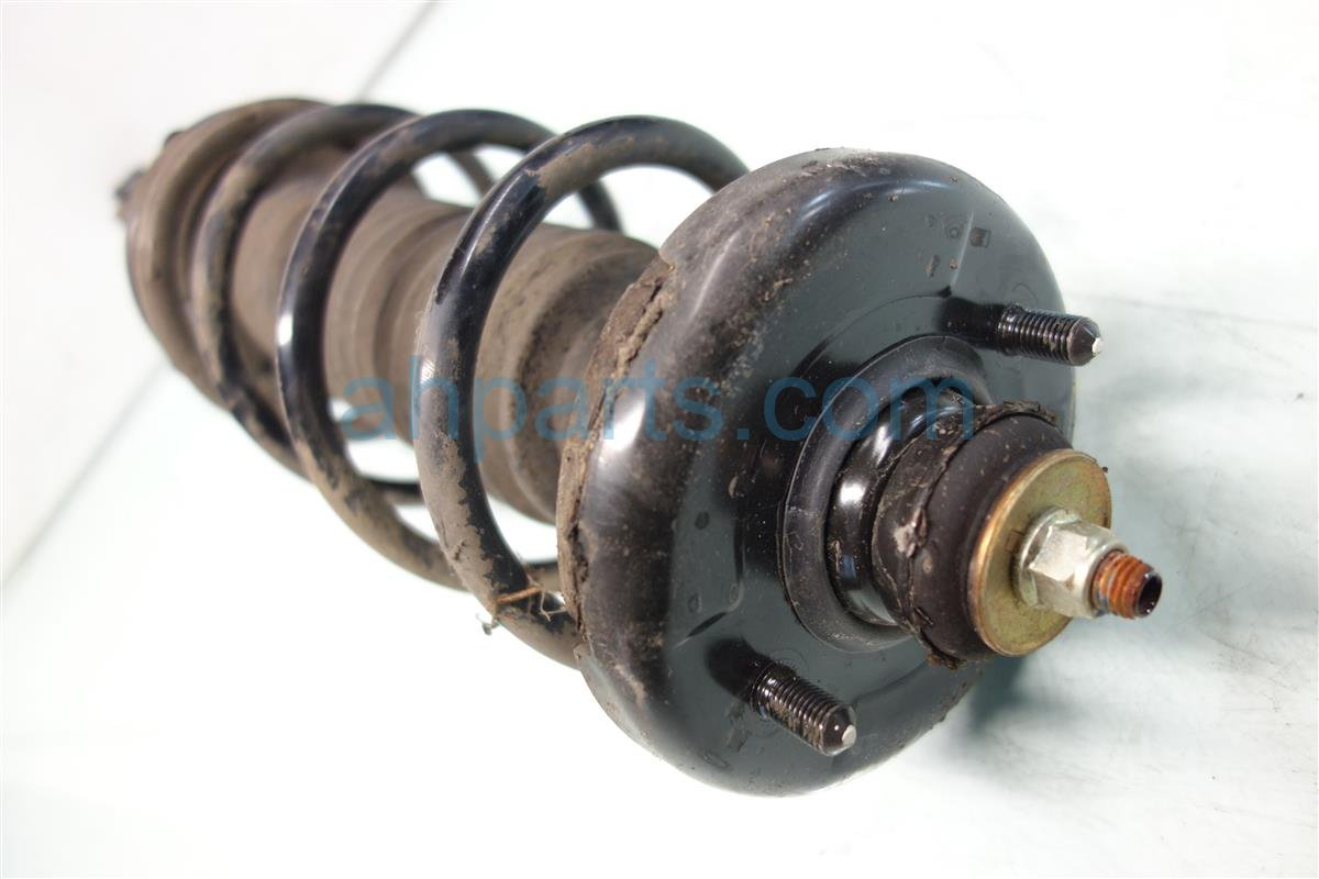 2002 Acura TL Rear passenger STRUT SHOCK SPRING Replacement
