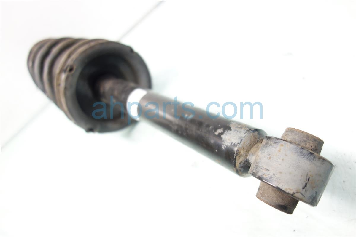 2002 Acura TL Rear driver STRUT SHOCK SPRING Replacement