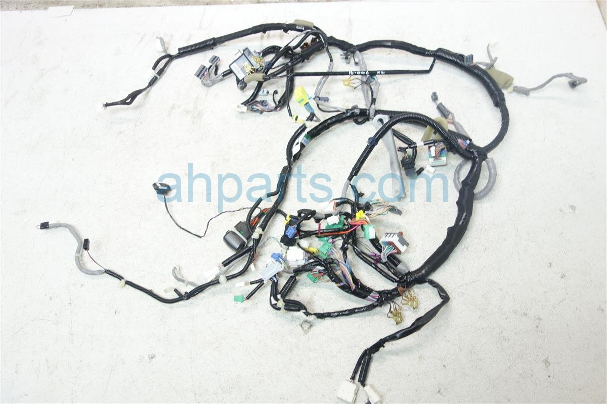 2015 Honda Accord INSTRUMENT HARNESS 32117 T3W A013 32117T3WA013 Replacement