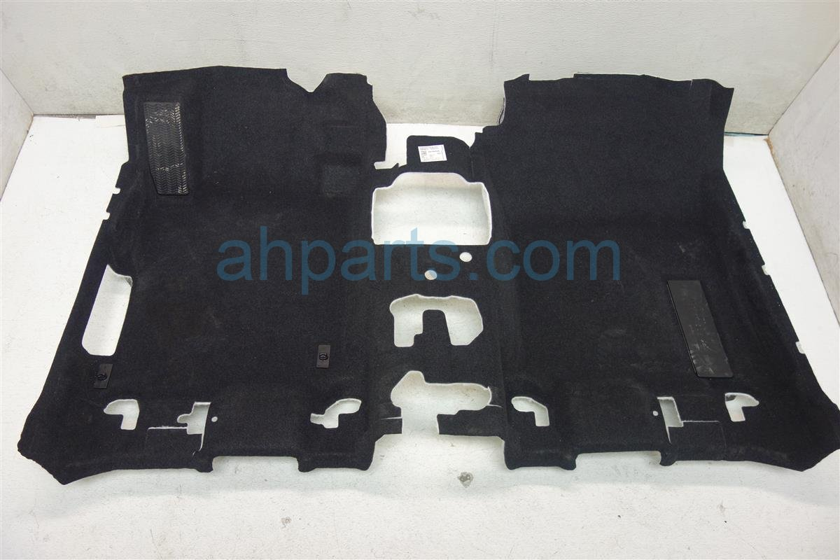 2015 Honda Accord Front ground FR FLOOR CARPET BLACK HYBRID 83302 T3Z A01ZA 83302T3ZA01ZA Replacement