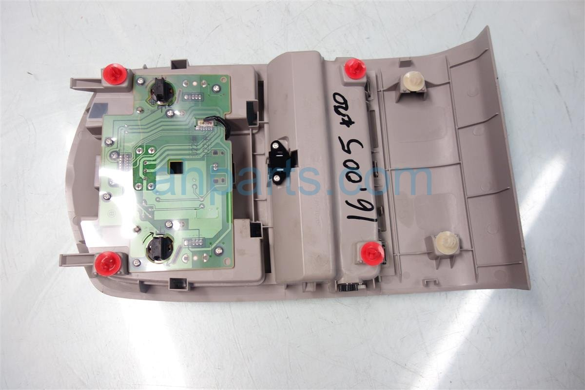 2013 Toyota Prius MAP LIGHT GRAY Replacement
