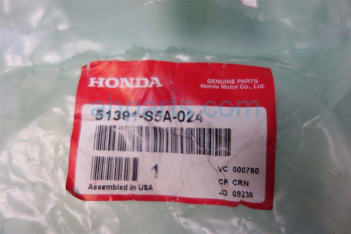 2004 Honda Civic Lower control arm FRONT COMPLIANCE BUSHING 51391 s5a 024 51391s5a024 Replacement