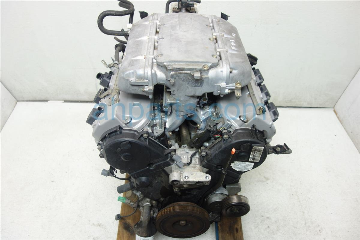 2004 Honda Pilot MOTOR ENGINE MILES 210k WRNTY 3M J35A4 Replacement