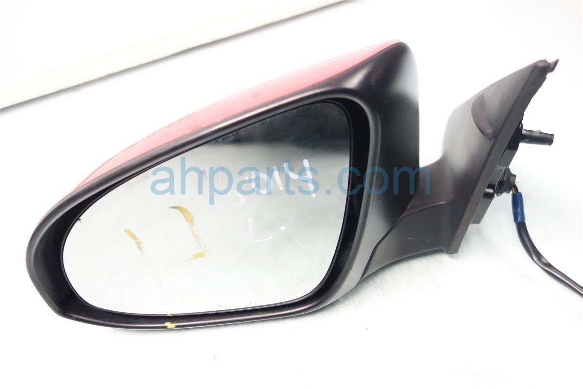 2013 Toyota Camry Driver SIDE REAR VIEW MIRROR RED 87909 06411 8790906411 Replacement
