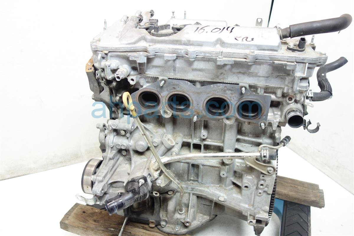 2013 Toyota Camry MOTOR ENGINE MILES 65k WRNTY 6m Replacement