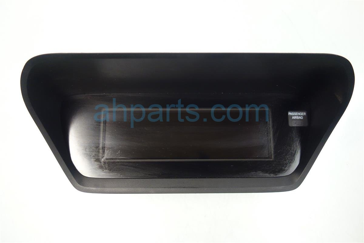 2010 Acura TSX DISPLAY SCREEN NON NAVI 39812 TP1 A02 39812TP1A02 Replacement