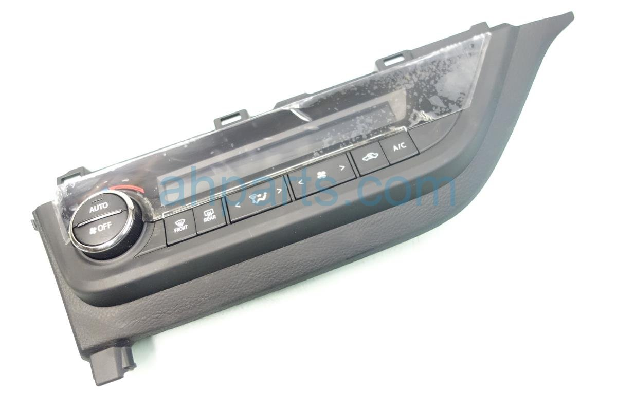 2010 Acura TSX Temperature Climate HEATER AC CONTROL ON DASH 79600 TL2 A01 79600TL2A01 Replacement