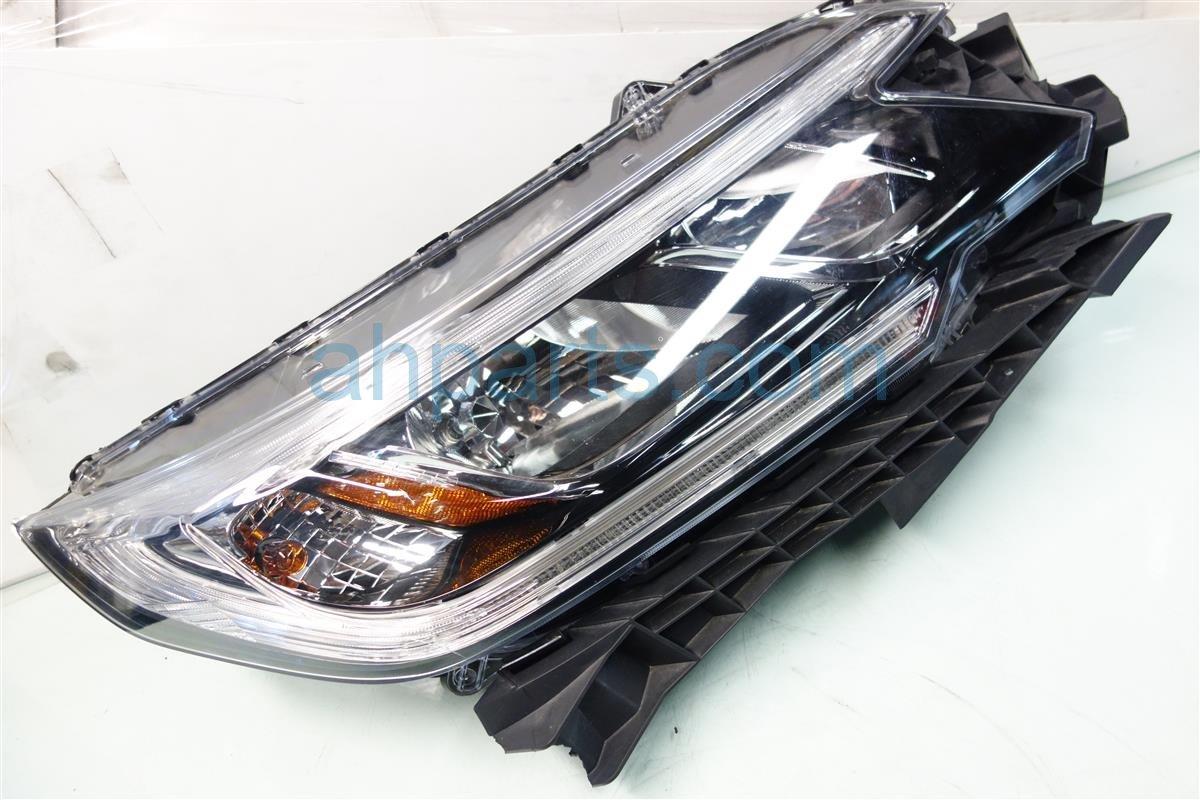 2015 Honda CR V Lamp Passenger HEADLIGHT COUPLE BROKEN TABS Replacement
