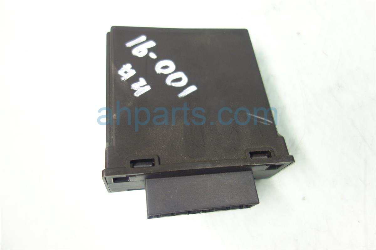 2013 Acura ILX BACKUP UNIT 36920 TX4 A01 36920TX4A01 Replacement
