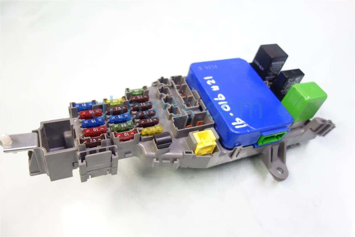 1999 Acura Cl Fuse Box Great Design Of Wiring Diagram 1997 Buy Dash With Integrated Module 2003 1998