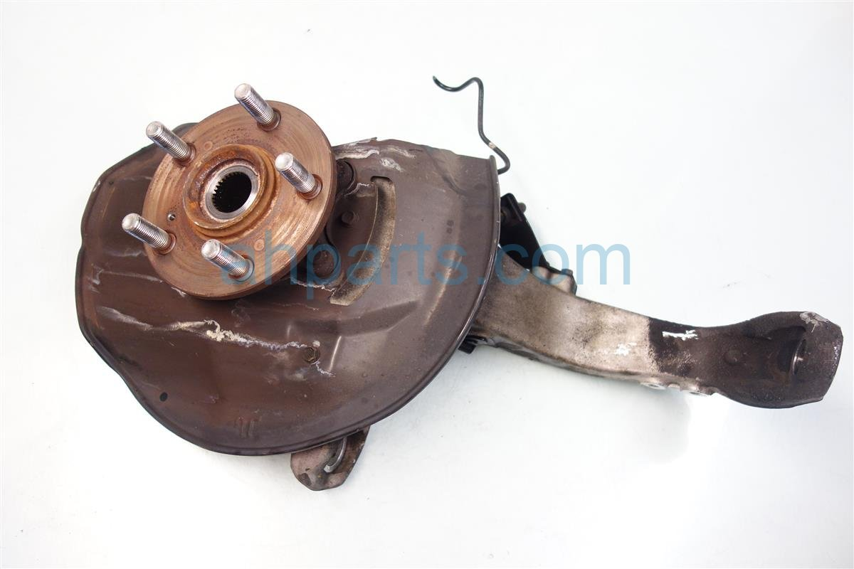 2006 Acura RL Hub Front driver SPINDLE KNUCKLE 51215 SJA 010 51215SJA010 Replacement