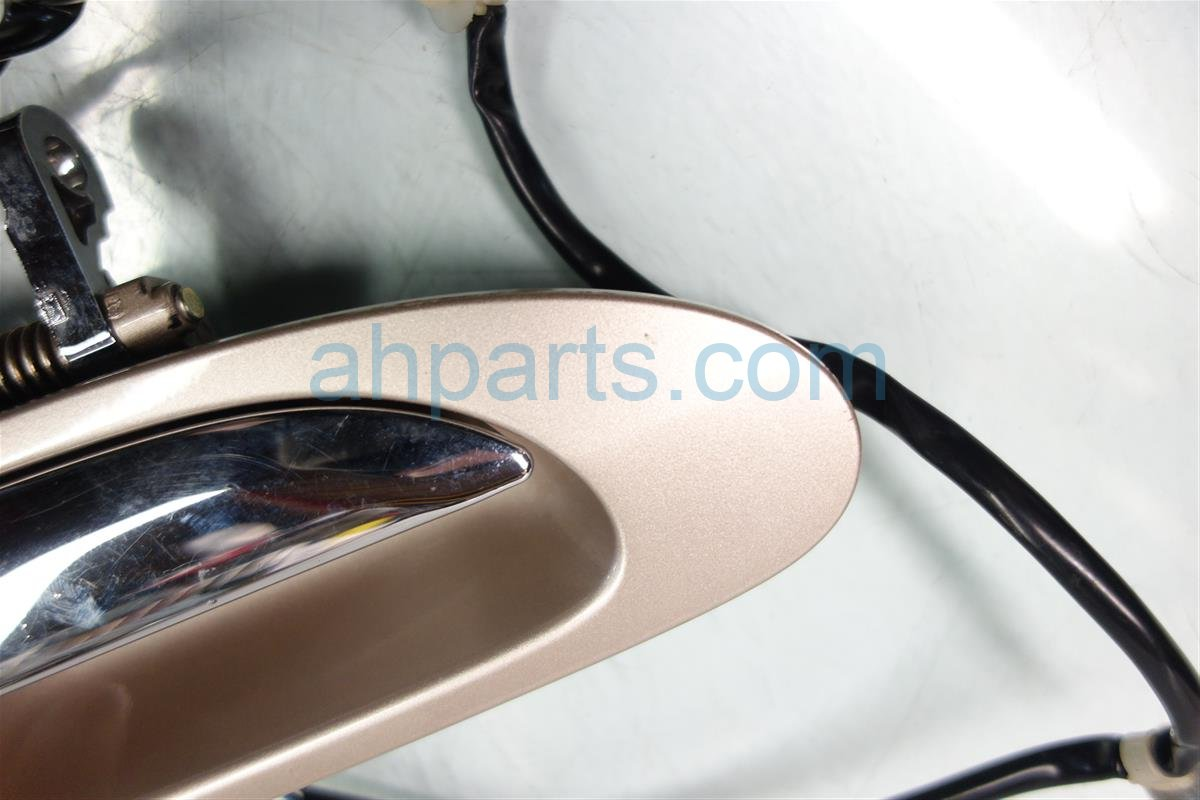 2000 Acura TL Outside/exterior Door Front Passenger Outside Handle, Gold 72140 S0K J01ZR Replacement