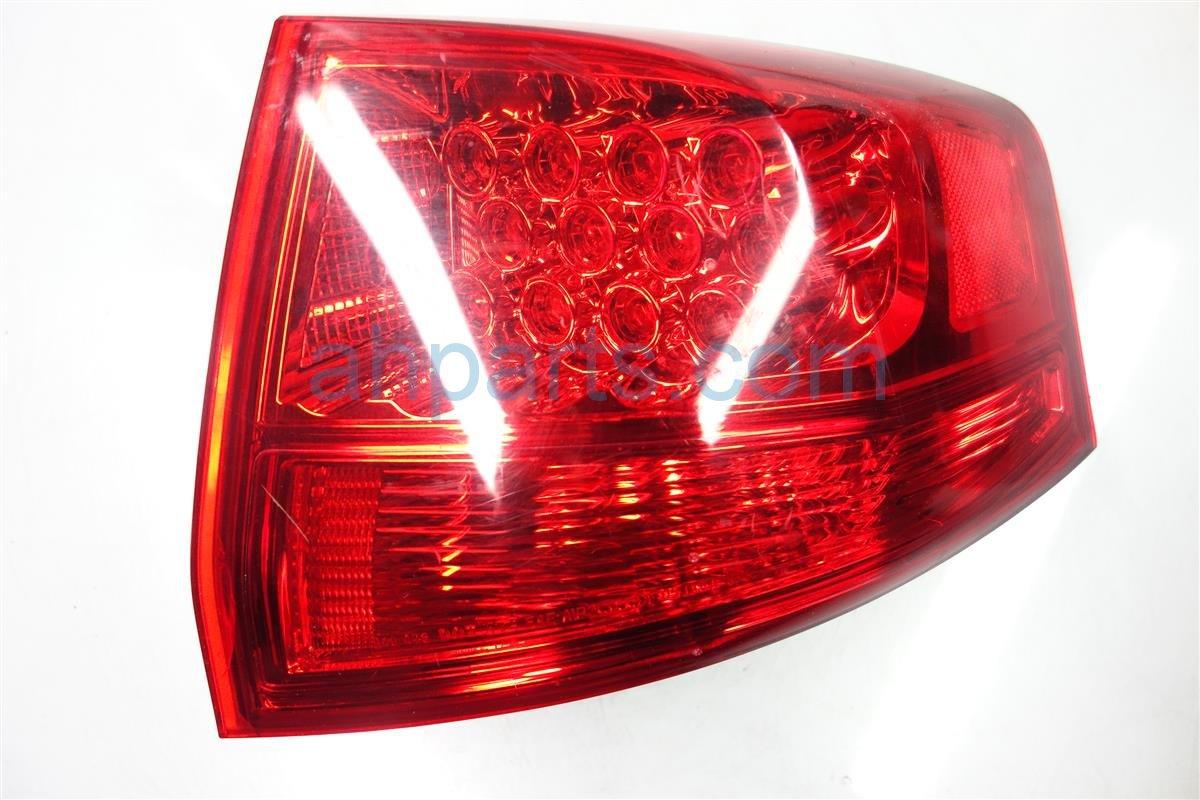 2008 Acura MDX Rear Lamp Passenger TAIL LIGHT HAS SCRATCHES 33501 STX A01 33501STXA01 Replacement