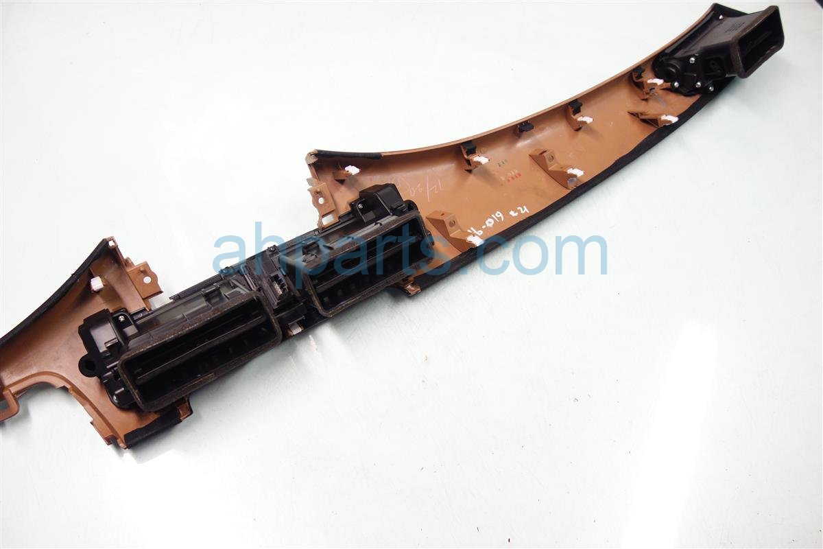 2006 Acura RL Dashboard PASSENGER PANEL WOOD GARNISH 77246 SJA A04ZA 77246SJAA04ZA Replacement