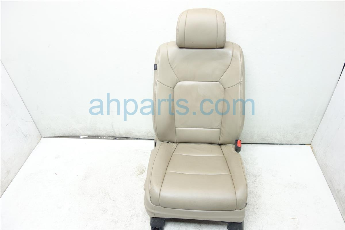 2013 Honda Pilot Front passenger SEAT TAN LEATHER 04811 SZA A41ZD 04811SZAA41ZD Replacement