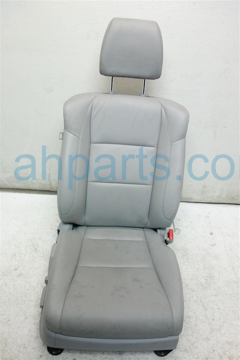 2016 Acura ILX Front passenger SEAT GRAY LEATHER Replacement